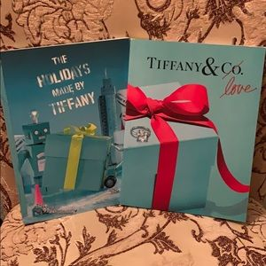 Tiffany & Co. Holiday 2018 and 2019 store catalogs